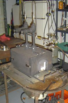 furnace - http://www.mobilehomerepairtips.com/howtowinterizeamobilehome.php