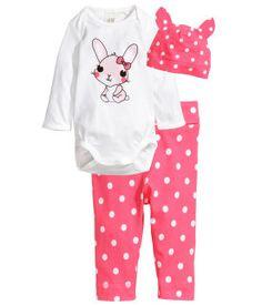 Kids   Newborn Size 0-9m   Sets & Overalls   H&M US