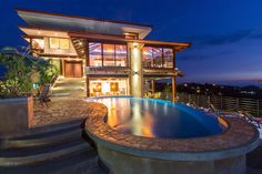 Incredible Luxury Estate Home in Manuel Antonio with Panoramic Views