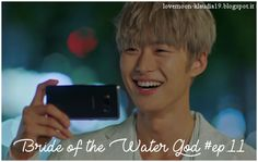 Love Moon ♥ My Blog: [SUBITA] Bride of the Water God #ep.11#Bride_of_the_Water_God #Subita