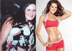 30 Amazing Female Weight Loss Transformation: http://www.trimmedandtoned.com/fat-loss-motivation-4-the-most-amazing-female-weight-loss-transformations-30-pics