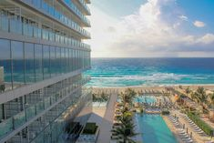 Secrets The Vine Cancun - All Inclusive - Adults Only Ventura Park, Cancun All Inclusive, Disney Vacations, Dream Vacations, Water Activities, Beach Bars, White Sand Beach, Adults Only, Outdoor Pool