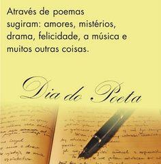 sótãodamente.blogspot.com: DIA DO POETA...