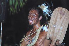 Danzas maorís
