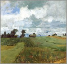 Russian Art: Isaak Levitan