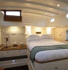 Bequia is designed to take her owners and their family across the oceans of the . Yacht Design, Boat Design, Boot Dekor, Ski Nautique, Sailboat Interior, Houseboat Living, Classic Yachts, Build Your Own Boat, Floating House