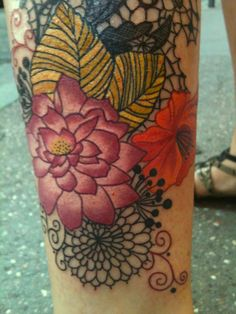 Great colors  |  Tattoo by Dodie