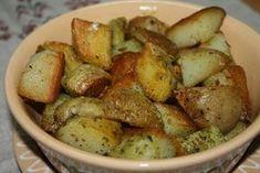 Картошка, запеченная в чесночном масле | Самые вкусные кулинарные рецепты