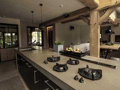 Belgian | Dutch | Style | Kitchen | magistrale metamorfose - Atelier op Zolder