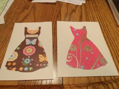 This sponsor shares some cute ideas to mail to your sponsored children