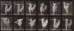 Woman Dancing (Fancy): Plate 187 from Animal Locomotion (1887)  Eadweard J. Muybridge (American, born England. 1830-1904)    1884-86. Collotype