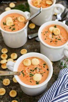 Crab Bisque and 31 Days of Fall and Winter Soups on Frugal Coupon Living plus Gourmet Grilled Cheese.