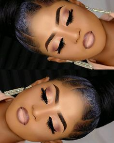 2019 beautiful makeup ideas for black women - # for ideas . - 2019 beautiful makeup ideas for black women - Black Bridal Makeup, Makeup For Black Skin, Black Girl Makeup, Girls Makeup, Wedding Makeup, Cute Makeup, Glam Makeup, Gorgeous Makeup, Hair Makeup