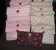 Easy Sewing Projects, Sewing Tutorials, Sewing Patterns, Pillow Tutorial, Sewing Toys, Diaper Bag, Diy And Crafts, Patches, Gift Wrapping