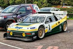 Ford RS200 Evo2