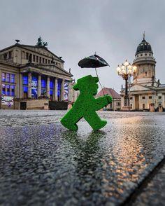 Ampelmann, a famous Berlin character!