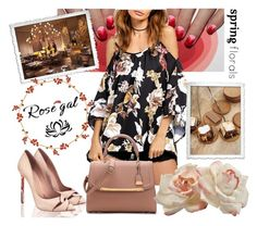 """""""Rosegal"""" by airin-flowers ❤ liked on Polyvore featuring ALDO"""