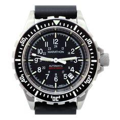 Marathon GSAR Automatic Military Divers Watch