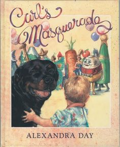 Image result for carl books