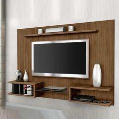 panel rack led tv colgante living factory muebles mod zeus