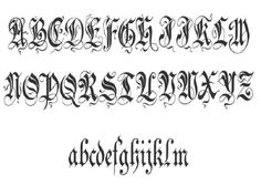 Cursive tattoo fonts print styles used in various places and art shape. Though it called as cursive human tattoo designs, this is Picture of tattoo fonts Free Tattoo Fonts, Calligraphy Tattoo Fonts, Best Tattoo Fonts, Tattoo Lettering Design, Cursive Tattoos, Tattoo Lettering Styles, Tattoo Lettering Fonts, Copperplate Calligraphy, Tattoo Free