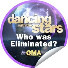 DWTS on GMA on March 28!... Catch up with the first eliminated DWTS contestant on GMA & check-in w/ GetGlue.com!