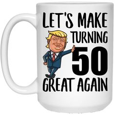 Happy Birthday Gifts for Men Women Turning 67 Year Old Born in 1952 White Coffee Mug 50th Birthday Party Ideas For Men, 19th Birthday Gifts, Happy 50th Birthday, Funny Birthday Gifts, 50th Party, 50 Birthday Quotes, 50th Birthday Cards, Birthday Crafts, Dad Birthday