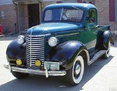 1939 Chevrolet Pickup - Model 1/2 ton.