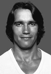Image result for arnold schwarzenegger young face