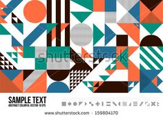 Geometric Vetores e Vetores clipart Stock | Shutterstock