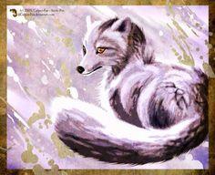 Arctic Fox by Culpeo-Fox