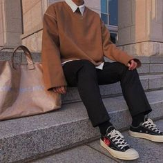 Vintage Outfits, Retro Outfits, Grunge Outfits, Style Streetwear, Streetwear Fashion, Mode Outfits, Fashion Outfits, Fashion Trends, Dress Outfits