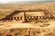 gran-mezquita-samarra.... Irak: