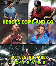 The Greatest of all time!