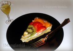 L'Aspirante Biondo: cooking with Crista I Mangiarini  Crostata alla frutta