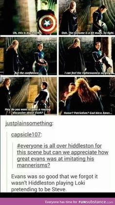 This scene was prime.