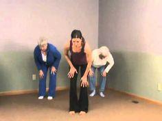 Balance Workout - Revelation Wellness Older Adults & Overweight Fitness
