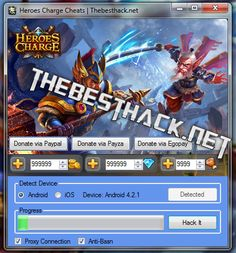 Heroes Charge Hack Cheats  I present to you an amazing mobile game Heroes Charge. If you play this game is probably the need for special software that will help you in generating items in game. The game is the ability to purchase items such as gold or diamonds. But why waste your money.   #Android Heroes Charge Hack #Cheat Heroes Charge #Hack Galaxy Empire Android #Hack Heroes Charge #Hack Heroes Charge iOS #Heroes Charge Activate Diamonds #Heroes Charge Activate Food #Her