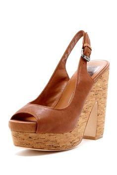 Dolce Vita Maude Cork Sandal
