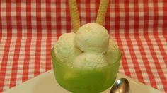 Cómo hacer helado de coco sin heladera