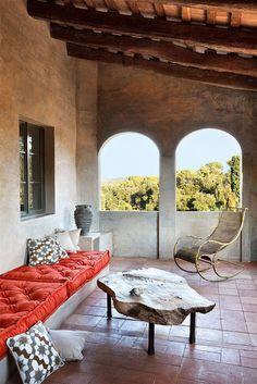 Inspiration: Mediterraneanl summer outdoors