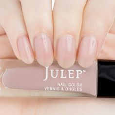 Julep - Abby (Classic with a Twist) Honey almond sheer crème