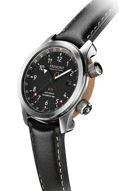 MBIII | Martin Baker Watches | Bremont Chronometers