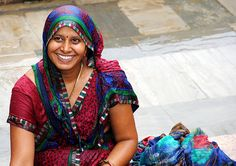 Holy bath / Monkey Temple Galwar Bagh / Jaipur / Rajahstan / India