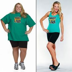 Tara Costa, Biggest Loser Season 7   Love her! One of the most inspirational contestants