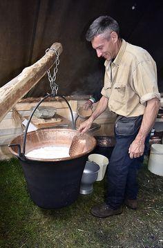Elaboracion de queso con capra-orobica   Giuseppe Giovannoni