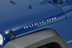 07-15 Jeep Wrangler Rubicon RADIANT SILVER Hood Decal Sticker SET OF 2 MOPAR OEM #MOPAR