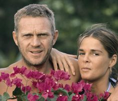 steve mcqueen and ali mac graw the ultimate couple!!