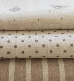 Chocolat Fabrics by Peony & Sage