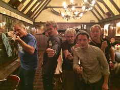 Lord of the Rings Cast Reunite in Epic Instagram Photos